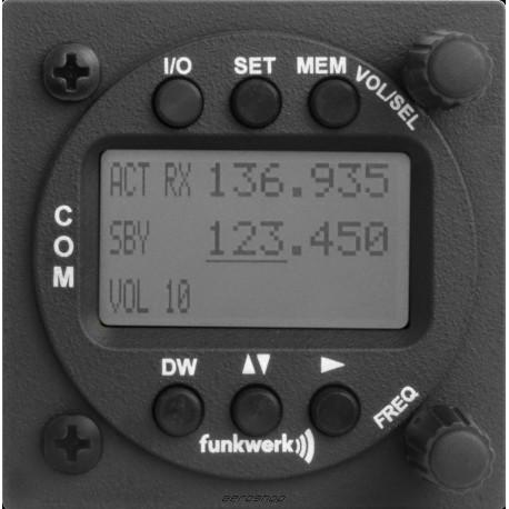 Radio ATR 833 Filser Funkwerk Funke écran LCD