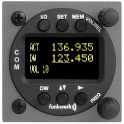 Radio ATR 833 Filser Funkwerk Funke écran OLED