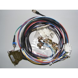 Câblage pour radio VHF ATR833 Funke Funkwerk