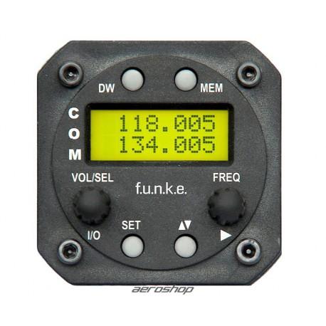 RADIO VHF 8,33kHz, FUNKE ATR833S